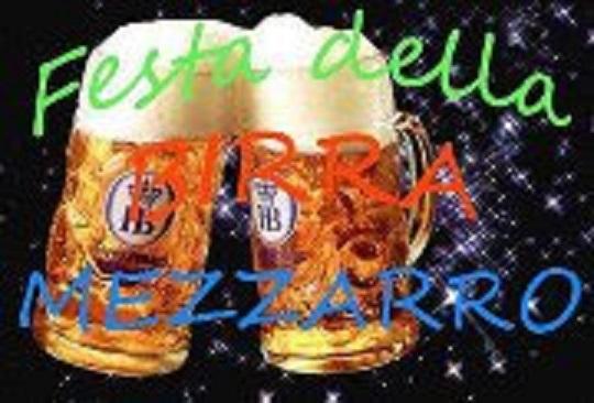 festa della birra Mezzarro di Breno