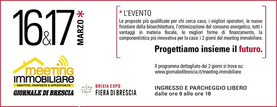 meeting immobiliare 2013 Brixia expo