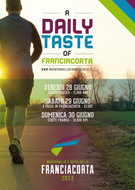 A Daily Taste of Franciacorta