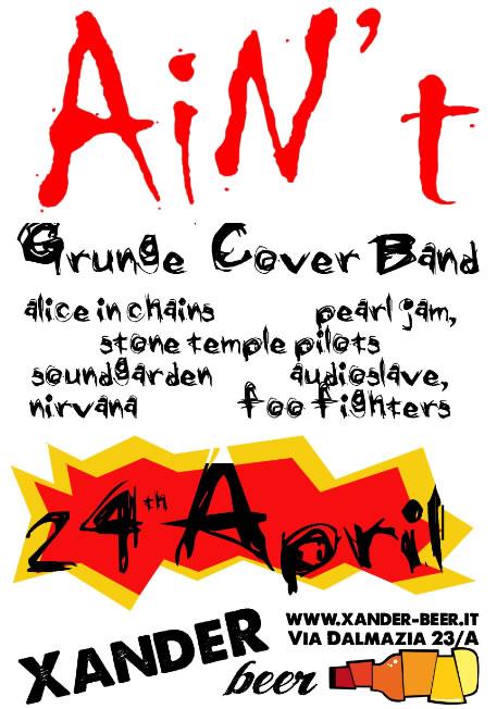 Ain't Musica Grunge a Brescia