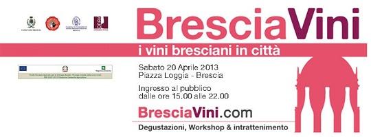 BresciaVini 20 Aprile 2013