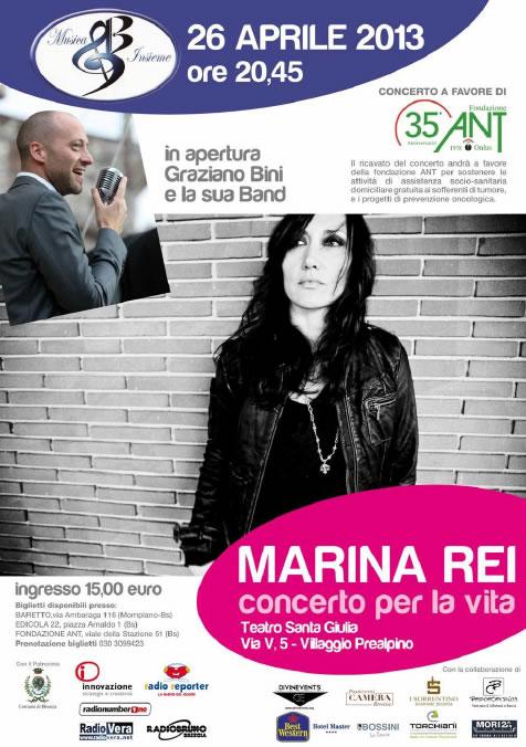 Concerto per la Vita a Brescia