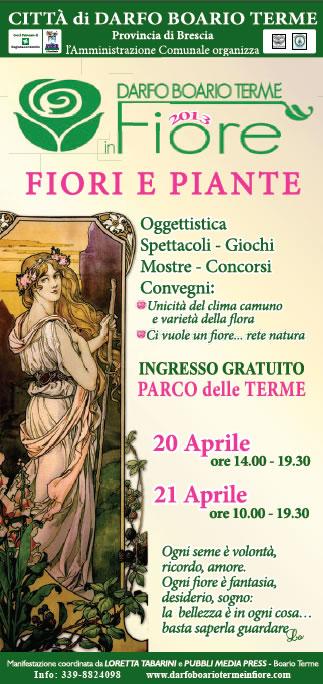 Darfo Boario Terme In Fiore