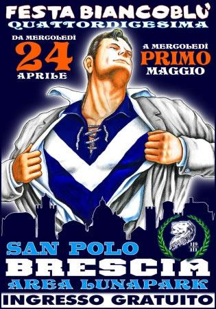 Festa Biancoblu a San Polo