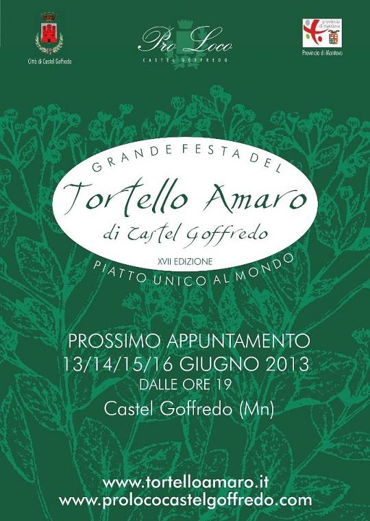 Gran Festa del Tortello Amaro di CastelGoffredo 2013