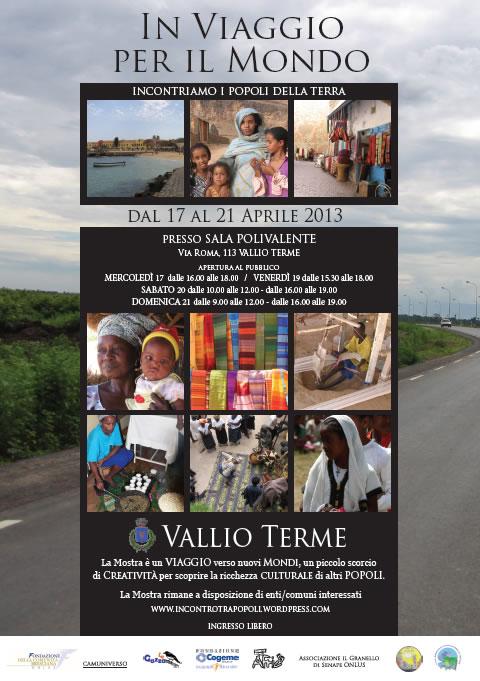 In Viaggio Per Il Mondo a Vallio Terme