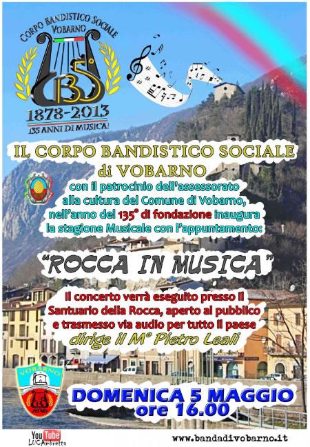 Rocca In Musica a Vobarno