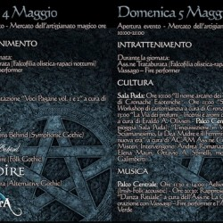 Strigarium 2013 Pisogne programma