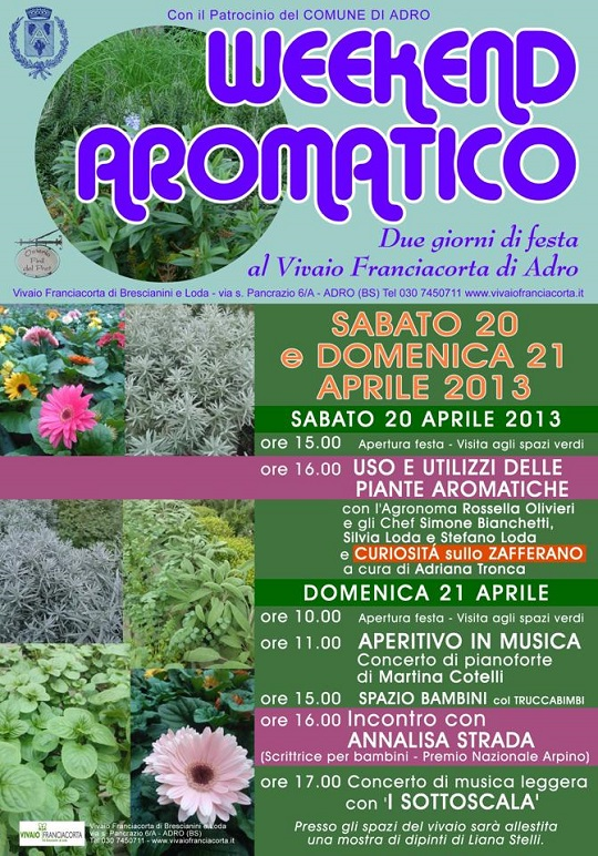 Weekend Aromatico