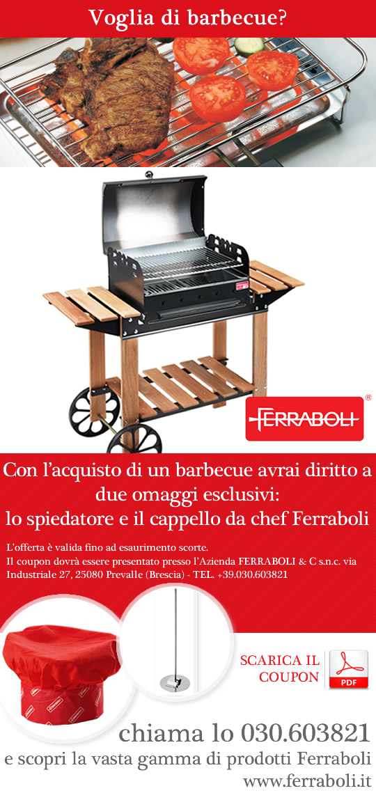 offerta barbecue