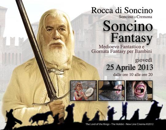 Soncino fantasy 2013