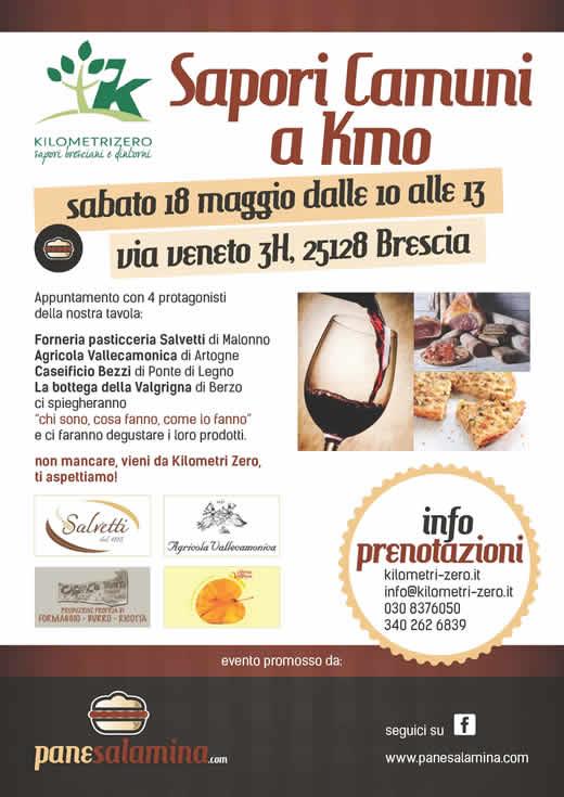 Sapori Camuni a Brescia