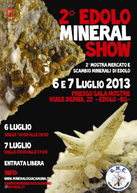 2 Mineral Show a Edolo