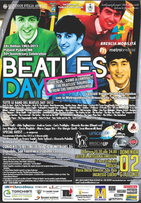 Beatles Day a Brescia
