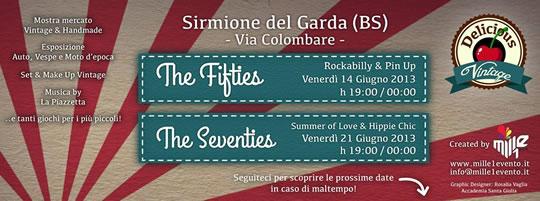 Delicious Vintage 3 a Sirmione