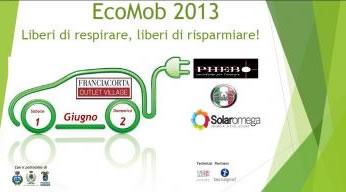 Eco Mob 2013 a Rodengo Saiano