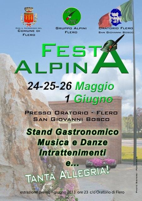 Festa Alpini Flero