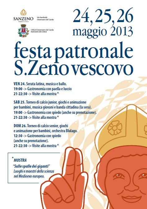 Festa Patronale S.Zeno Vescovo a Desenzano