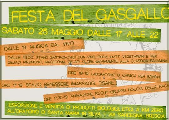 Festa del Gasgallo a Brescia