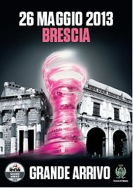 Grande Arrivo a Brescia