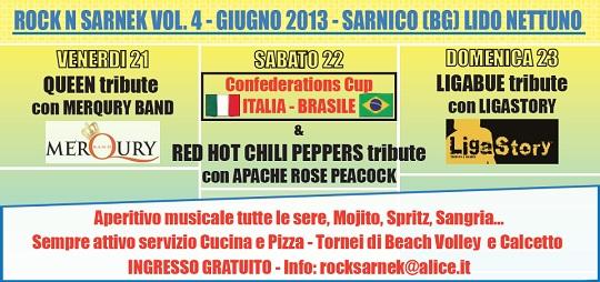 Rock'n Sarnek 2013