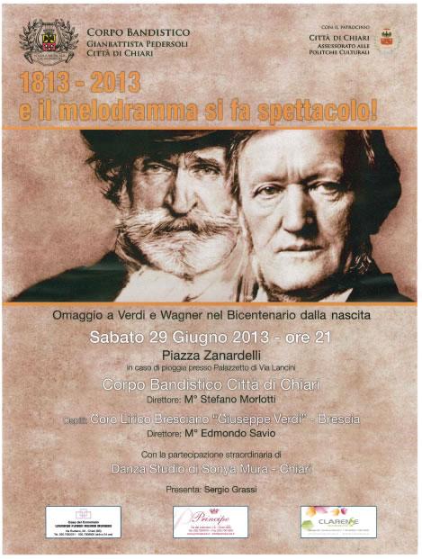 1813-2013 e Il Melodramma si fa Spettacolo a Chiari