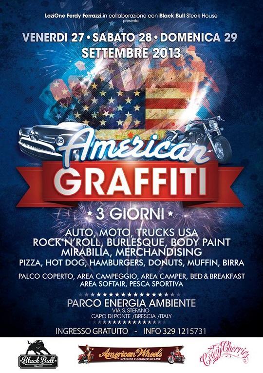 American Graffiti 2013 Capo di Ponte
