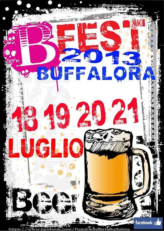 BFest 2013 Buffalora
