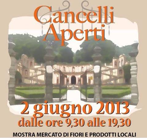 Cancelli Aperti a Gargnano