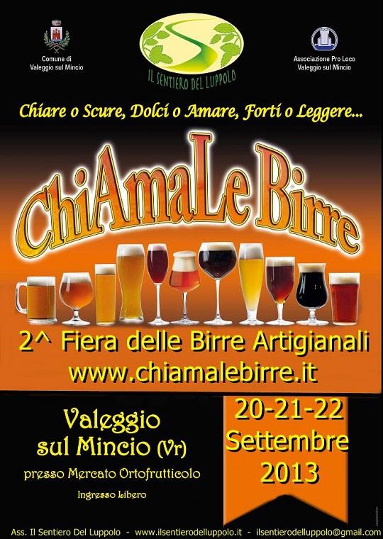 ChiAmaLe Birre 2013 Valeggio sul Mincio (VR)