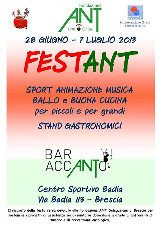FestANT 2013 Brescia