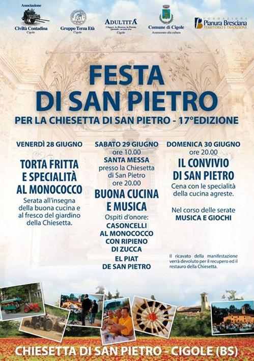 Festa di San Pietro a Ciglole