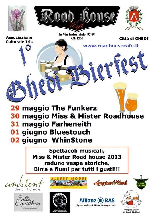 Ghedi Bierfest 2013