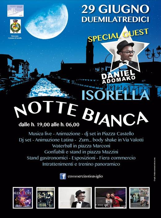 Notte Bianca Isorella