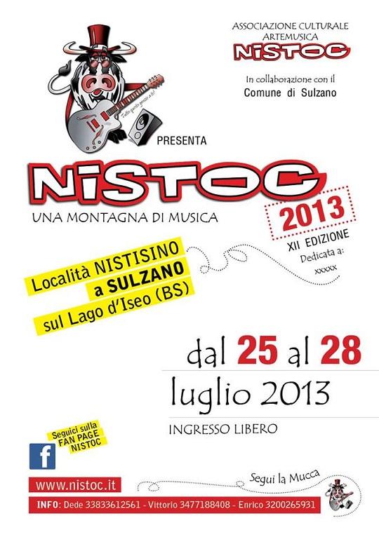Nistoc 2013 Sulzano