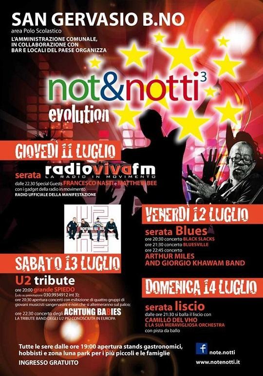 Not & notti a San Gervasio Bresciano
