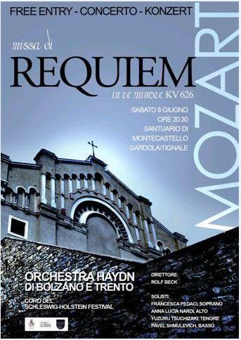 Requiem a Tignale