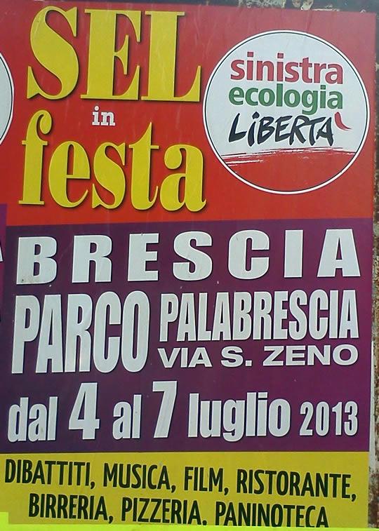 SEL in festa a Brescia