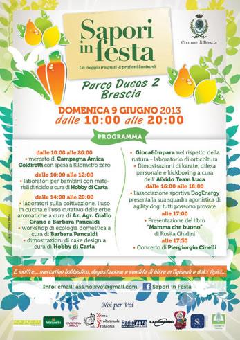 Sapori in Festa a Brescia