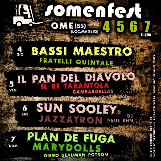 SomenFest 2013 Ome