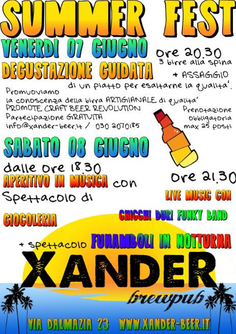 Summer Fest a Brescia