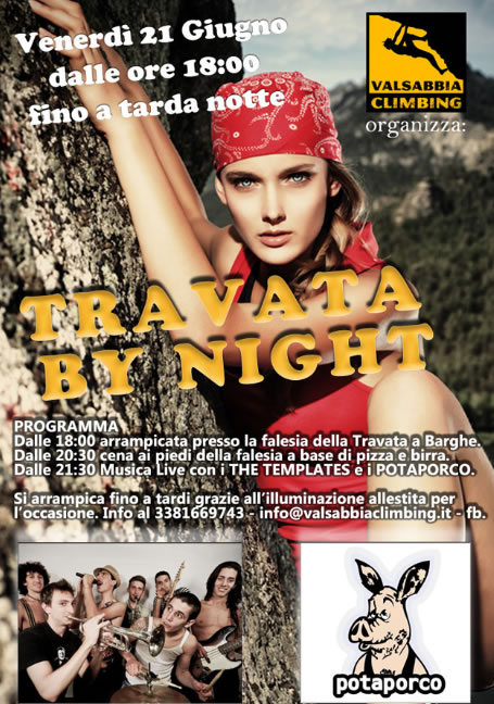 Travata By Night a Barghe