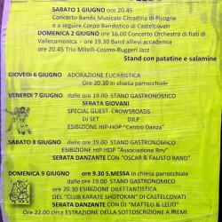 festa oratorio a Castelcovati