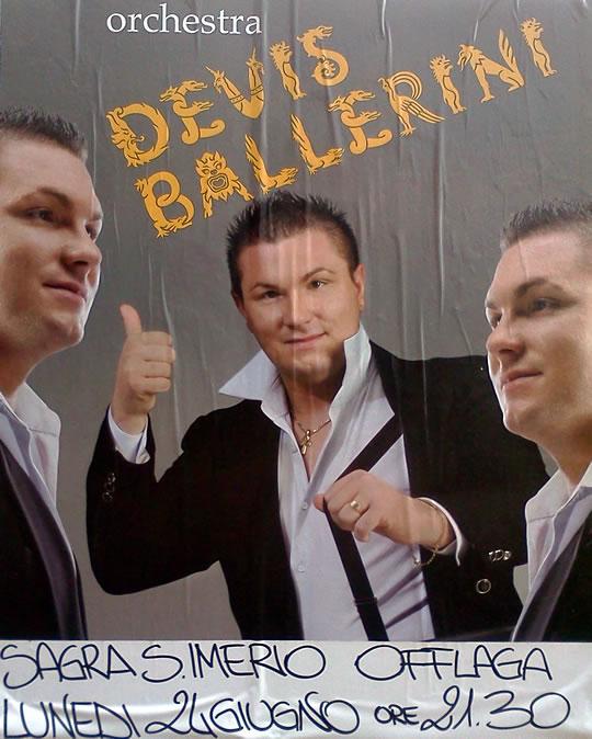 orchestra devis ballerini