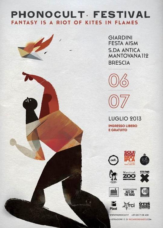 phonocult festival 2013 Brescia