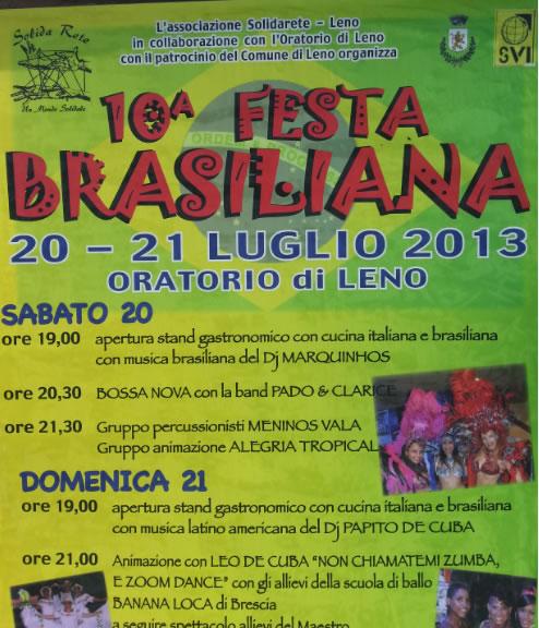 10 Festa Brasiliana a Leno