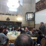 Conferenza stampa Palazzo Broletto Maggio 2013
