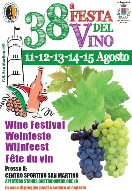 38 Festa del Vino a S. Martino della Battaglia