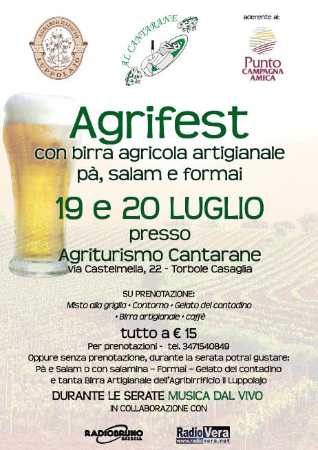 Agrifest a Torbole Casaglia