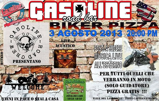 Biker Pizza a Castegnato